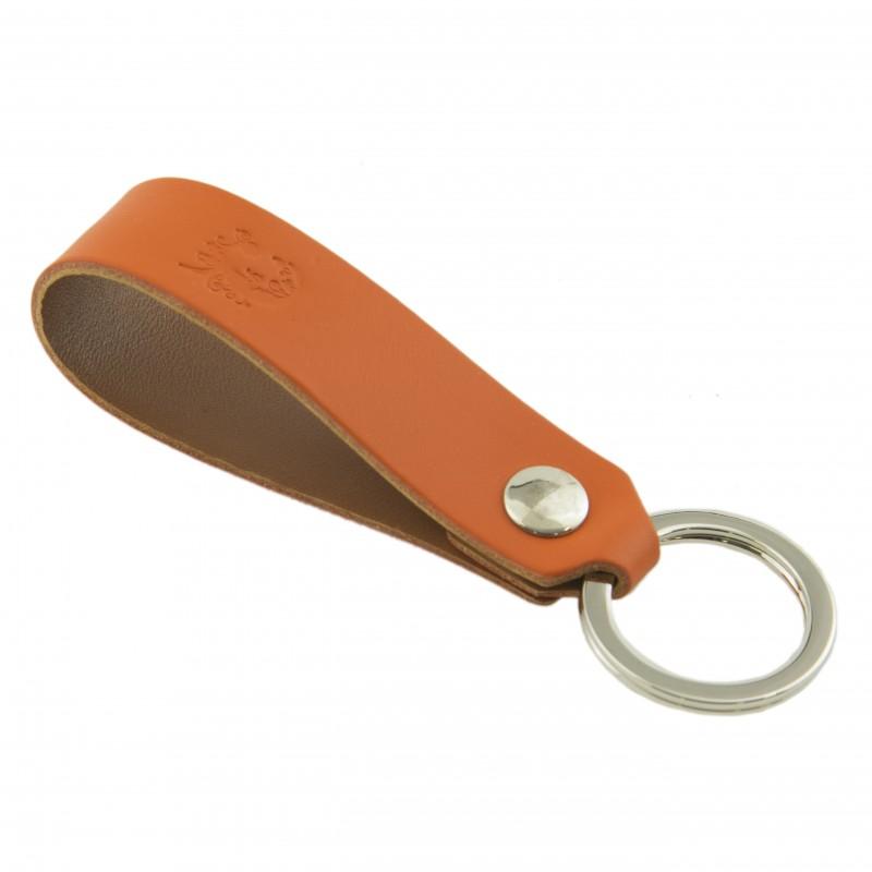Porteclefs Cuir CNCS - Porte clef cuir