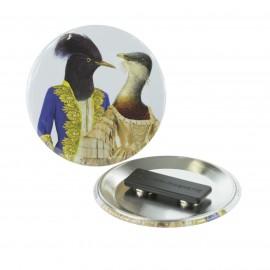 Badge aimanté « L'Opéra comique et ses trésors »