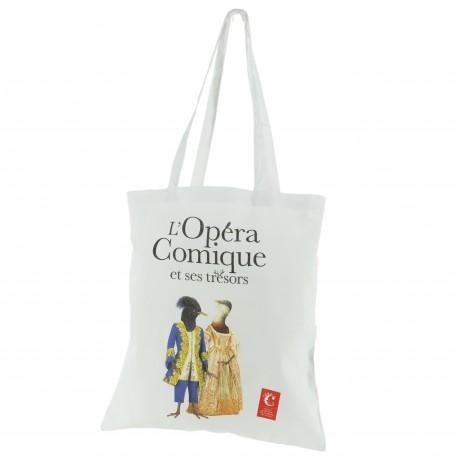 Sac shopping « L'Opéra comique et ses trésors »