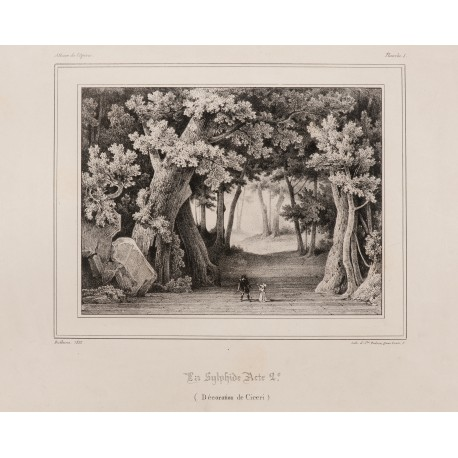 Reproduction «La Sylphide»
