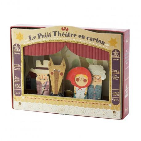 Petit théâtre - Le petit chaperon rouge