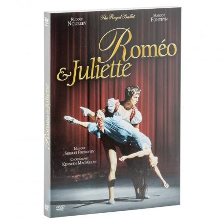 DVD Roméo et Juliette