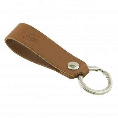 Porte-clefs cuir
