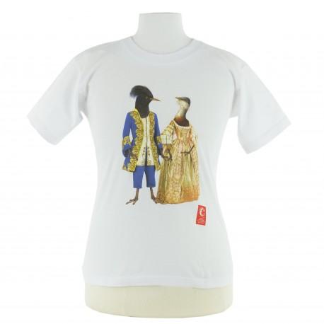 """Tee-shirt femme """"L'Opéra comique et ses trésors"""""""