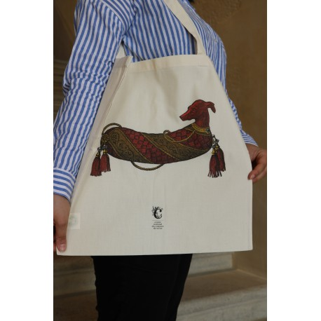 Tote bag Gangzaï Hot dog couture