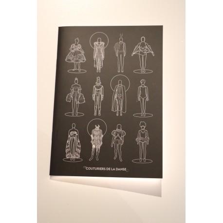 Cahier Couturiers de la danse