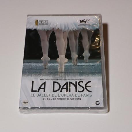 DVD La Danse le ballet de l'Opéra de Paris
