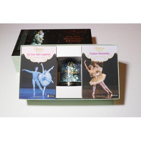 Mon coffret - Les romans du ballet