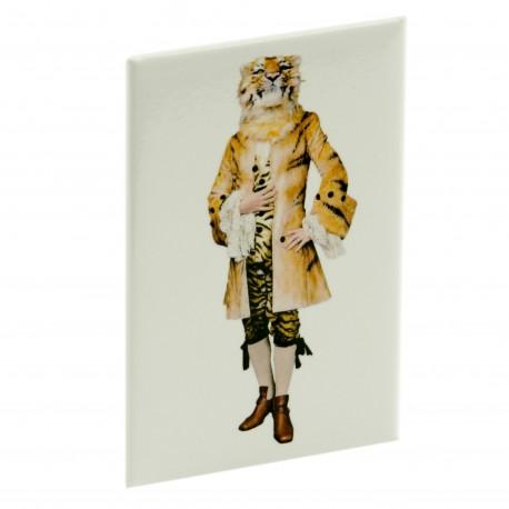 Magnet  costume tigre